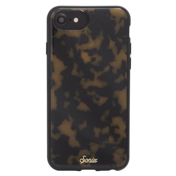 SONIX Brown Tort iPHONE 8/7/6/SE Case